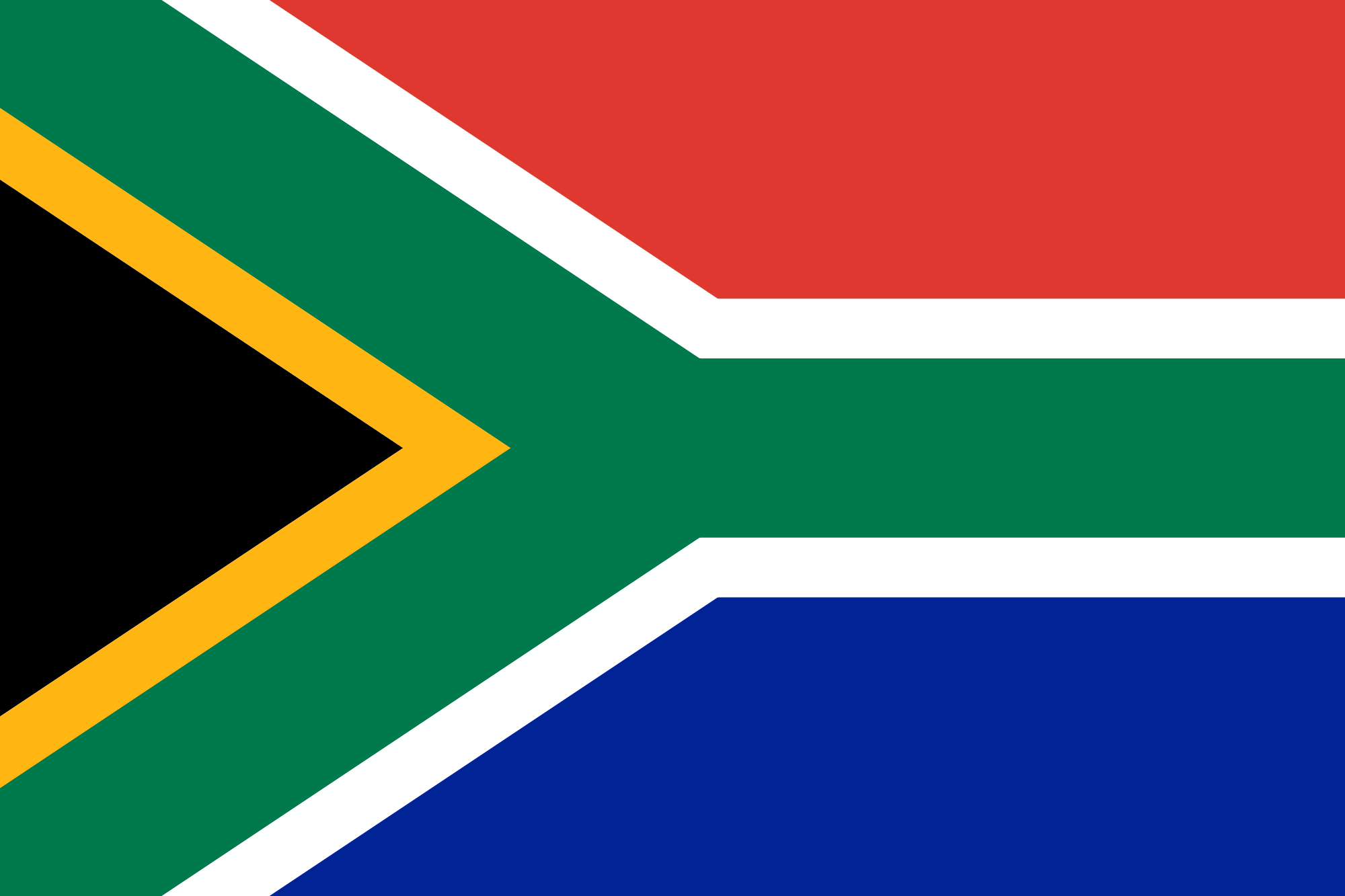 Vessels Sailing Under The South Africa Country Flag Are Required To Have On Board This Flag As Part Of Flag St South African Flag South Africa Flag Africa Flag