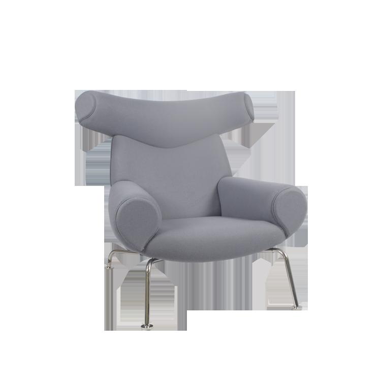 Egg Chair Reproductie.Reproductie Van De Wegner Ox Style Ox Chair Beroemd Ontwerp