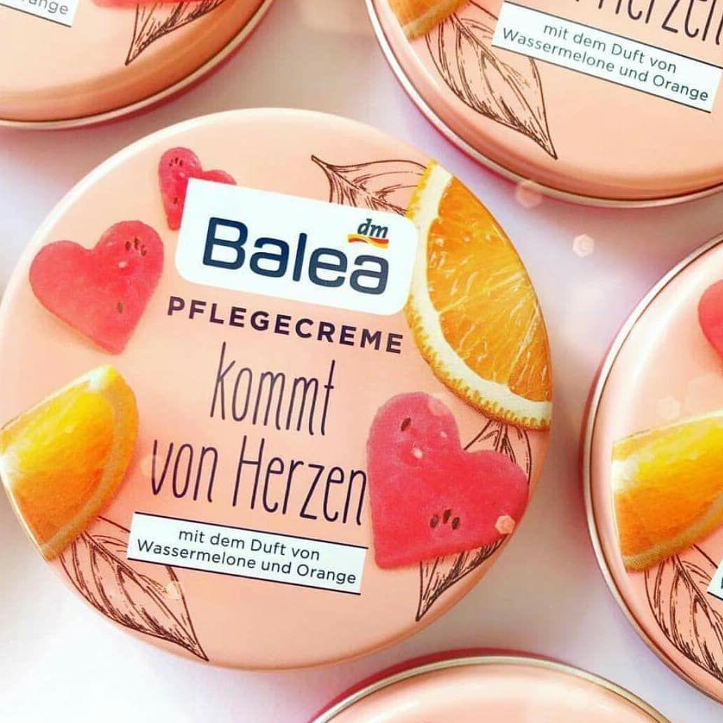 Watch The Best Youtube Videos Online Balea Pflegecreme Kommt Von Herzen كريم مرطب ومغذي للجسم والوجة والشفاة مع را Balea Makeup Eyeshadow Palette Watermelon