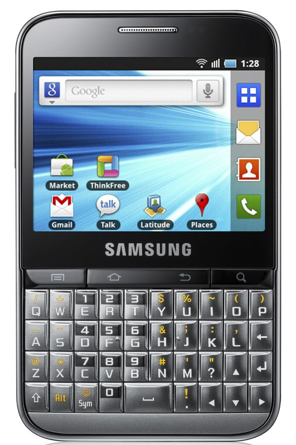 Bangladesh all mobaile price: Samsung Galaxy Pro B7510 ...