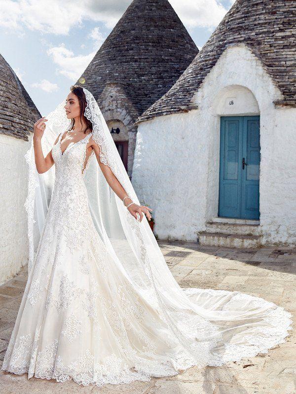 Hochzeitskleider | Cocktailkleider | Abendkleid - Brautmode Wicky ...