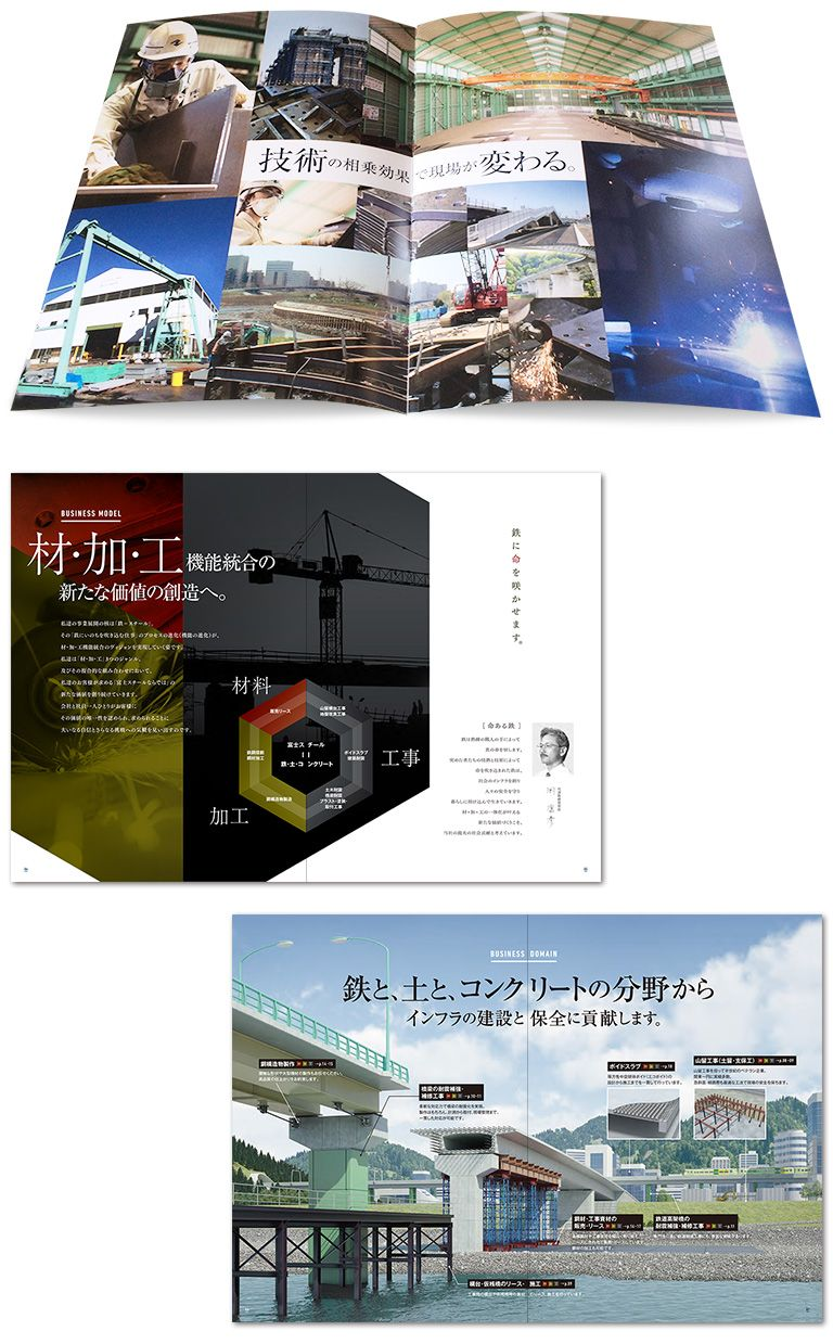 会社案内パンフレット book pinterest brochures brochure