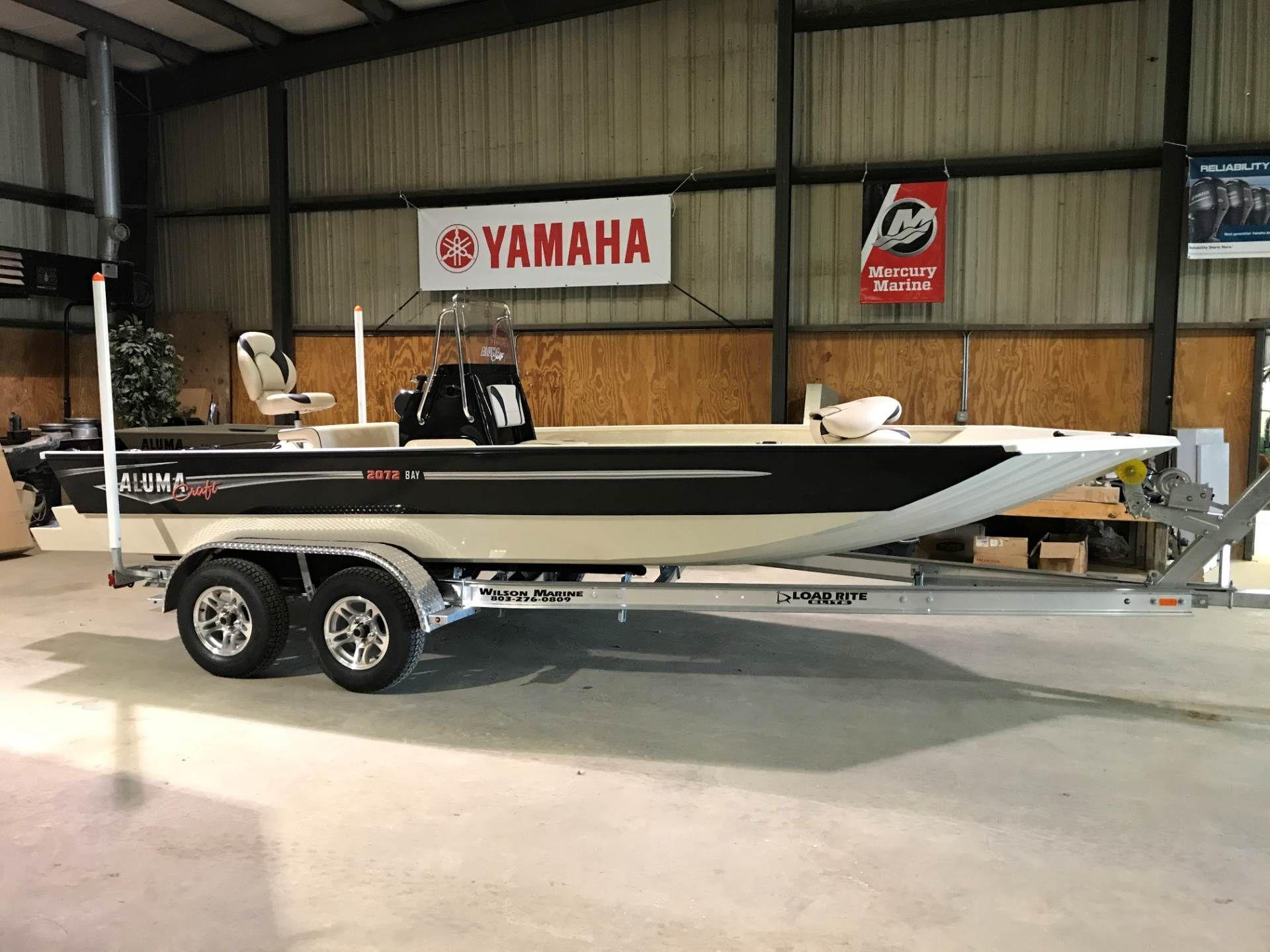 2017 Alumacraft Mv 2072 Aw Bay In Newberry South Carolina Bay Boats Power Boats Fishing Boats
