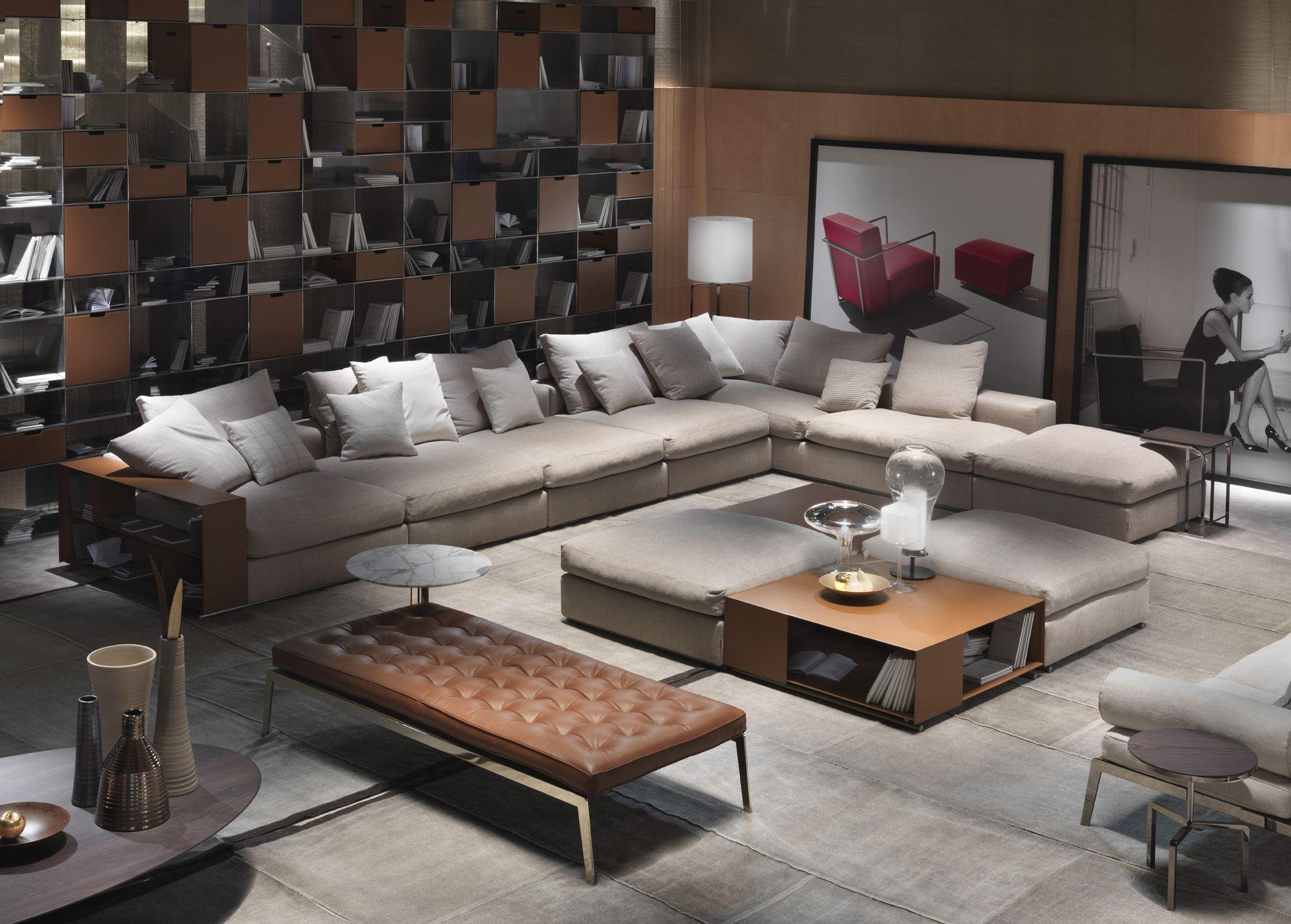Flexform salone del mobile 2014 idee di interior for Mobili da salone