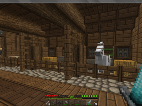 Awesome Horse Stable From 6 2 With Cool Texture Pack