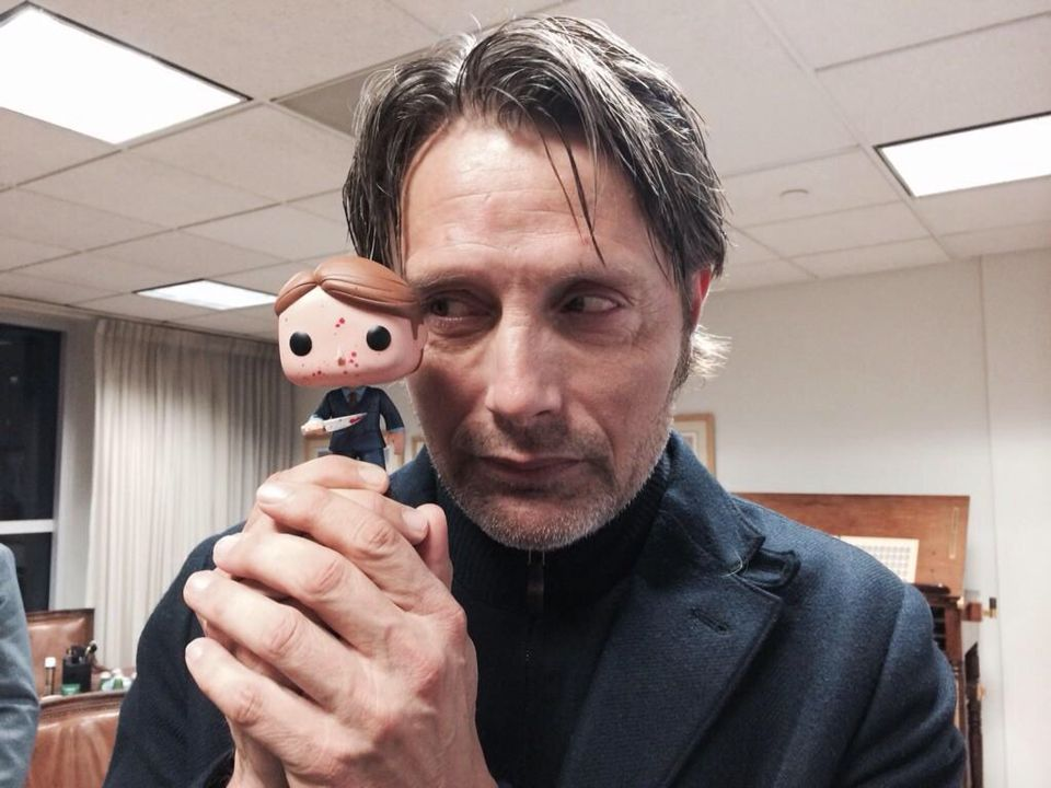 Hannibal Pop Vinyl Pop Vinyls Pinterest Pop Vinyl