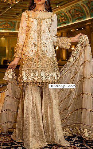 0e08583228 Off white messoury suit buy maryum maria pakistani dresses and clothing  online in usa uk also