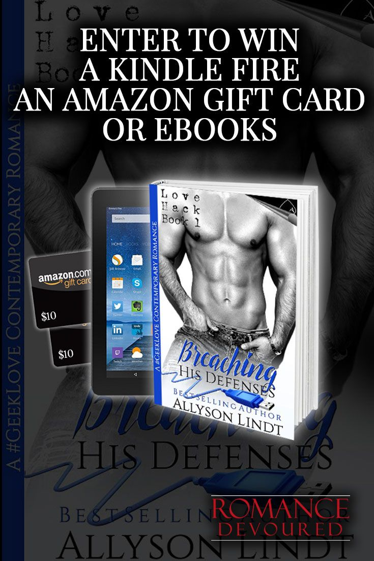 Win a Kindle Fire, $10 Amazon Gift Card or eBooks from Bestselling ...