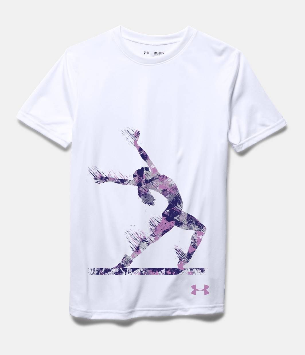 5aa75b2166 Girls' UA Dance Illustration T-Shirt | Under Armour US | Interiors ...