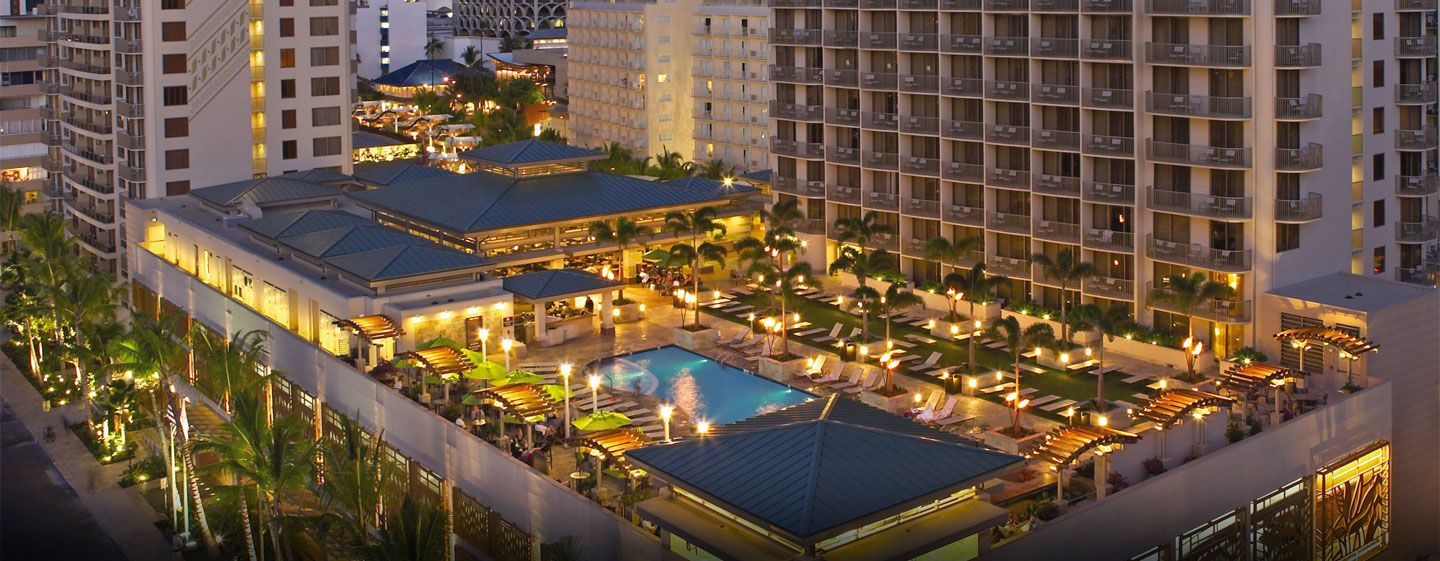 Embassy Suites Waikiki Beach Walk Hawaii Pinned By Www