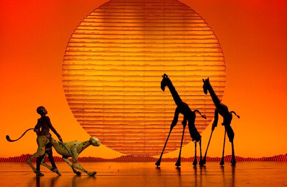 The Lion King Las Vegas Donald Holder Lighting Designer