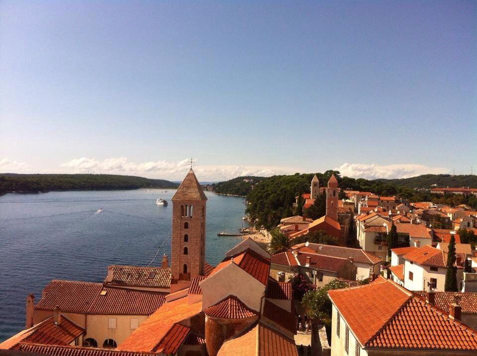 Isola di Rab (Arbe) Croazia Foto Di Mara Vezzola