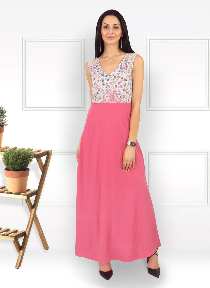 Latest western wear long kurti online shopping in India Contact Us ...