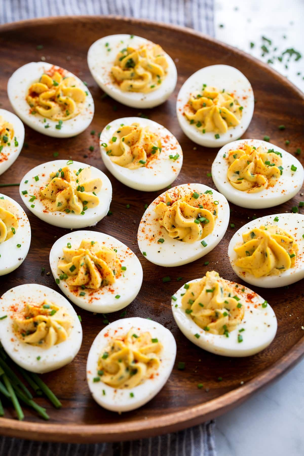 Best Deviled Eggs Recipe (with Mix-In Ideas) - Cooking Classy