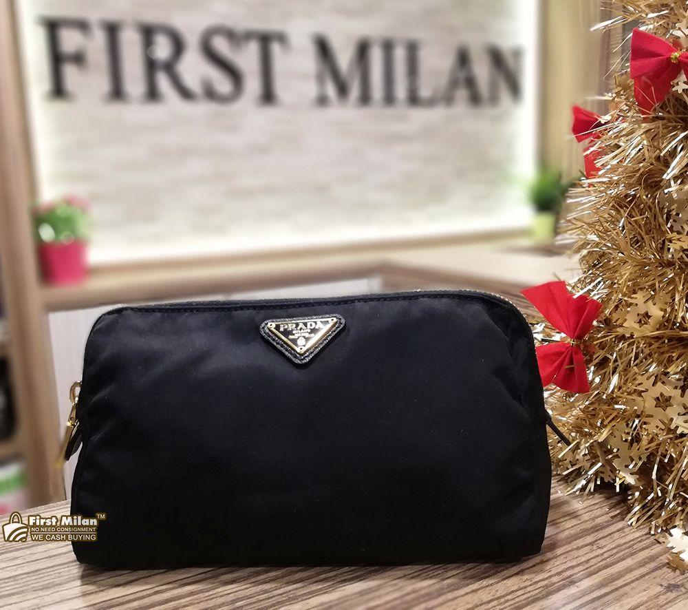 f2e486fbc3752c ... discount code for prada nylon small cosmetic bag. price rm880 7f176  bb5e6
