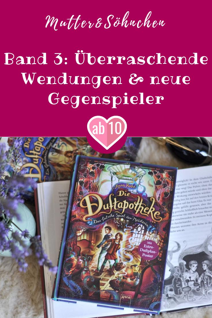 Die Duftapotheke 3 Uberraschende Wendungen Neue Gegenspieler Buch Tipps Kinderbucher Bucher