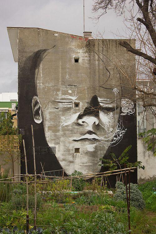 AXEL VOID - Untitled  Seville (Spain). 2013