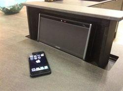 SBOX Kitchen Counter Pop Up Organization   Bose SoundlInk Bluetooth Speaker  System