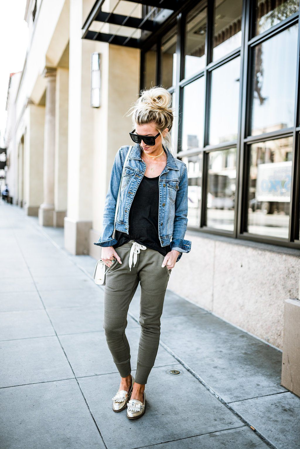 THREE TIPS FOR STYLING JOGGERS - Elle Apparel by Leanne Barlow