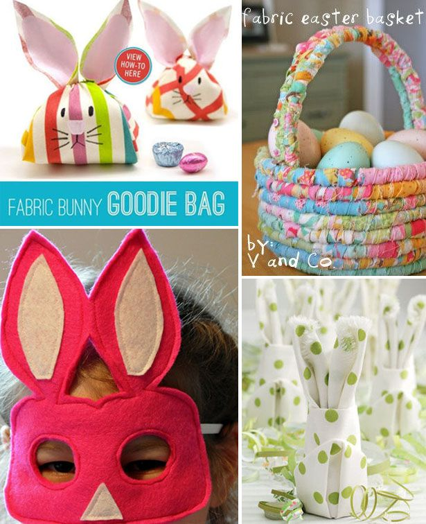 7 sew cute ideas for easter easter craft and holidays 7 sew cute ideas for easter the celebration shoppe negle Image collections