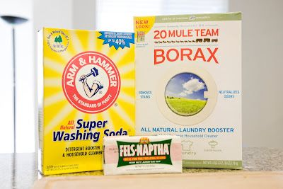 Homemade Laundry Detergent For Hard Water Homemade Laundry