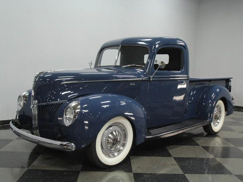 1940 Ford Pickup Fordclassiccars With Images Ford Pickup