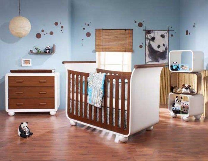 babyzimmer gestalten babyzimmer set panda | Babyzimmer einrichten ... | {Babyzimmer set 13}