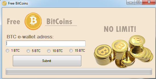 Bitcoin Generator Hack allows you to add free Bitcoins to your