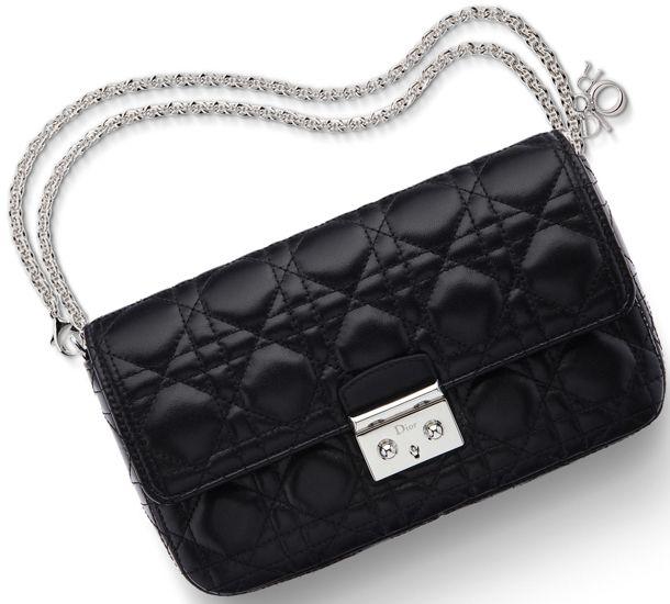 730622b5ccf1 Miss-Dior-Promenade-Pouch-Black-Lambskin