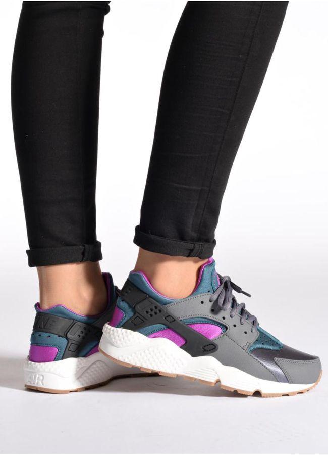 455c74033a0 Nike Wmns Air Huarache Run in 2019 | SARENZA ❤ BASKETS | Baskets ...