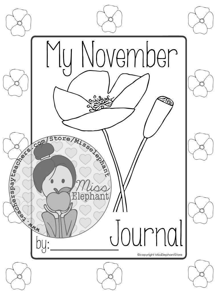 Remembrance Day writing ideas. Fall Journal prompts