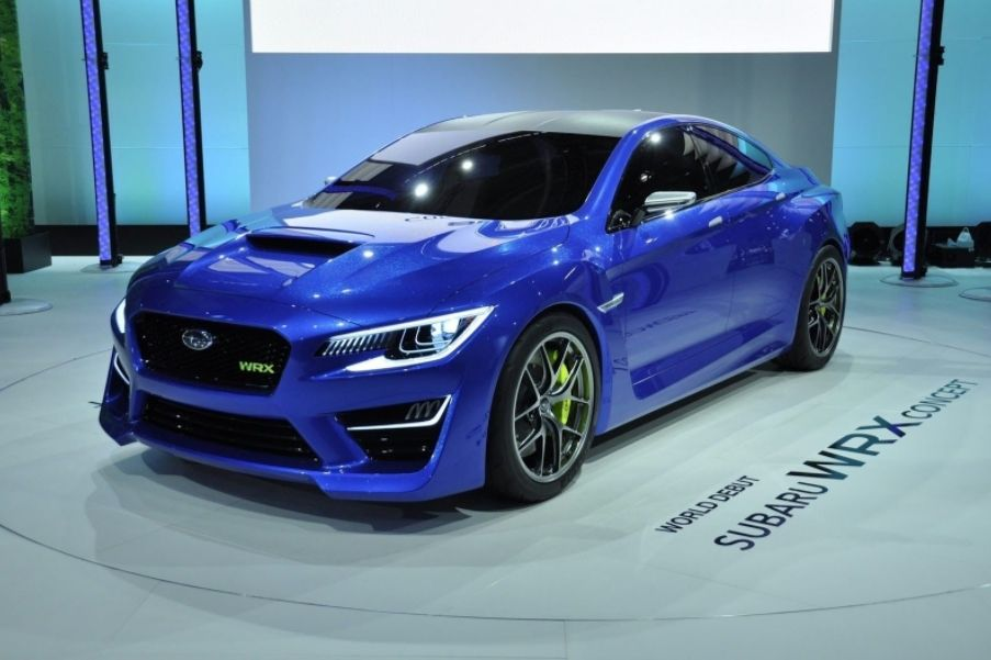2019 Subaru WRX View Concept, Engine Performance & Cost