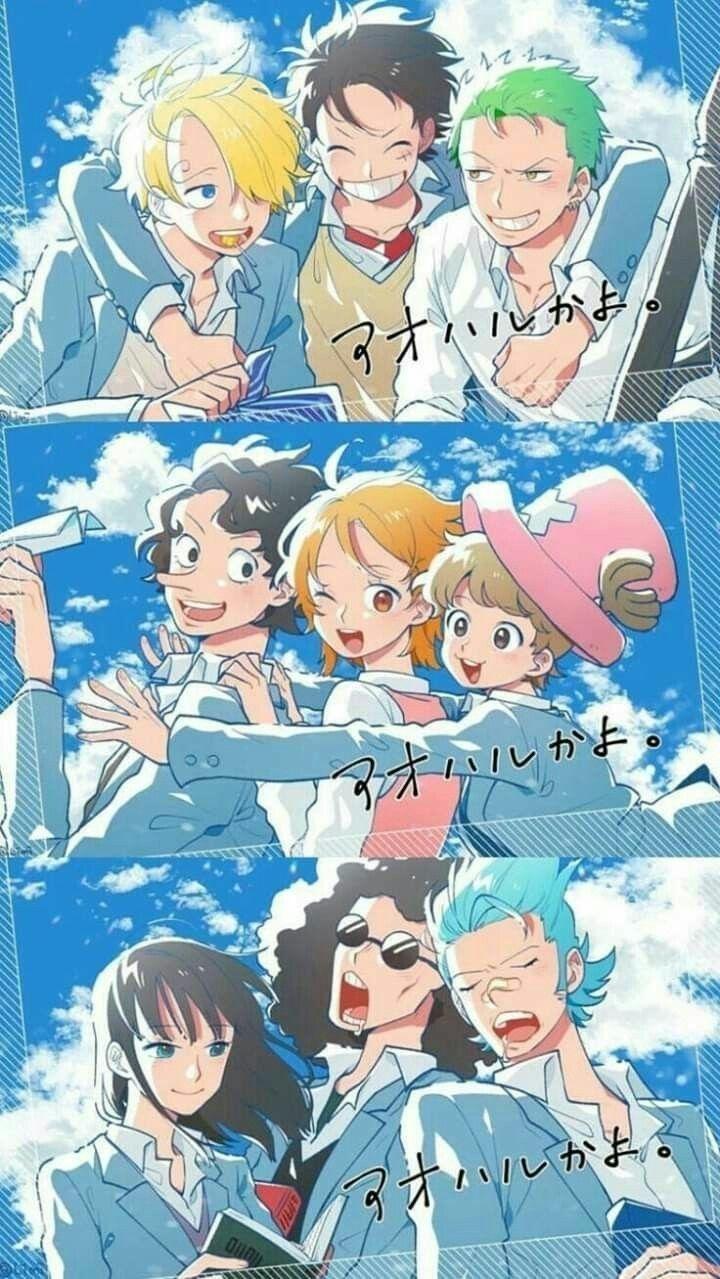 Viendo el futuro - One Piece