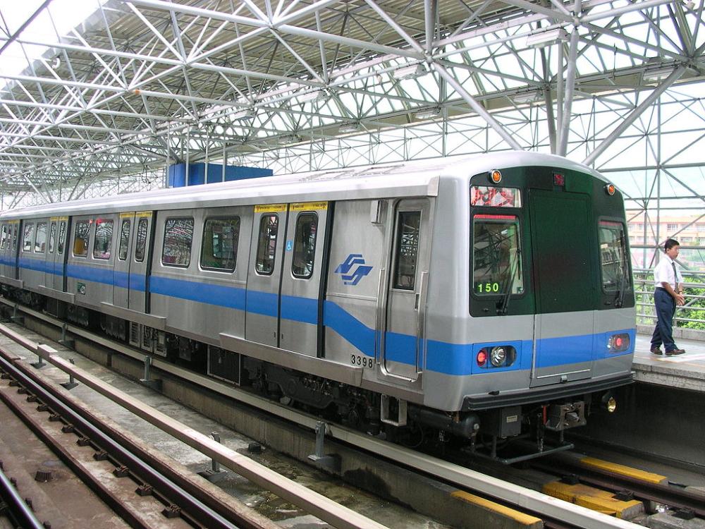 Taipei Mrt Train C371 3carset No 3398 Taipei Metro Wikipedia Taipei Metro Rapid Transit Underground Tube