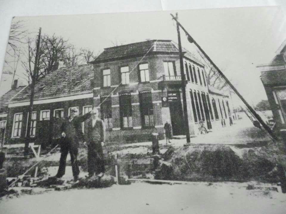 1915 café Fruitema