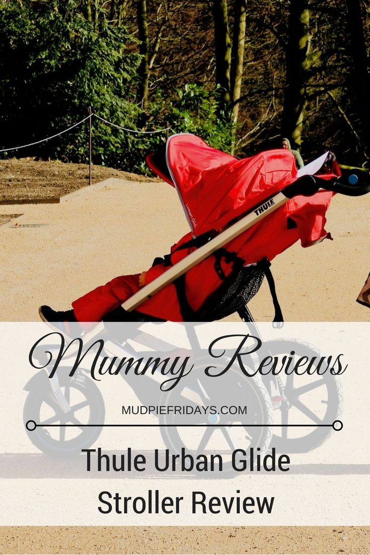 Thule Urban Glide Stroller Review (With images) Stroller