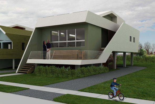 25 planos (gratis) para construir casas sustentables diseñadas por algunos de los arquitectos más destacados