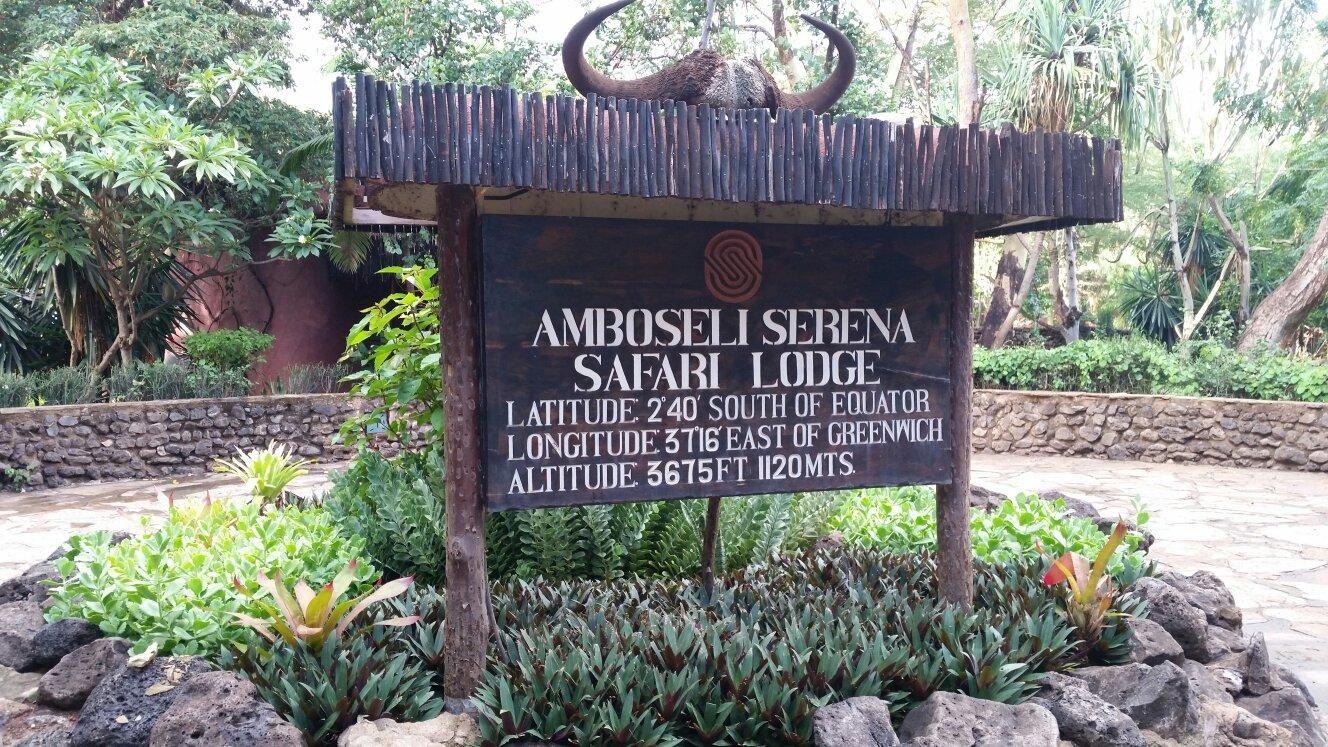 Amboseli Serena Safari Lodge (Amboseli National Park, Kenya