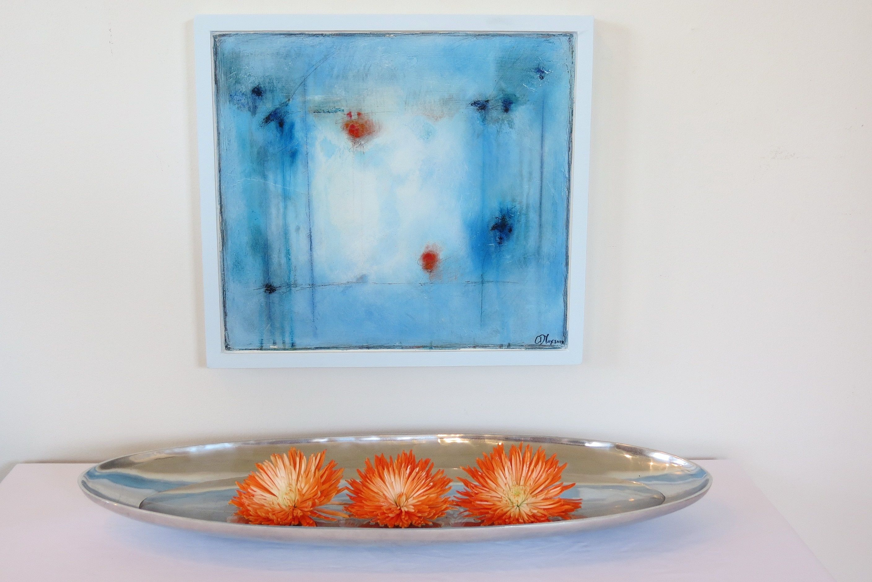 Pin By C Damien Fox Fine Art And Des On My Newest Abstract Work 2018 Abstract Decorative Bowls Frame