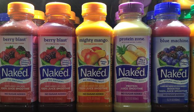 juice company food naked