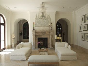 Flamingo Drive Residence  Mediterranean  Living Room  Miami Endearing Living Room Miami Decorating Inspiration