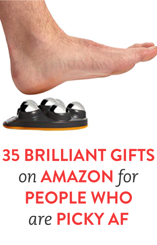 35 Brilliant Gifts On Amazon For People Who Are Picky AF Handmade Gift Boyfriend