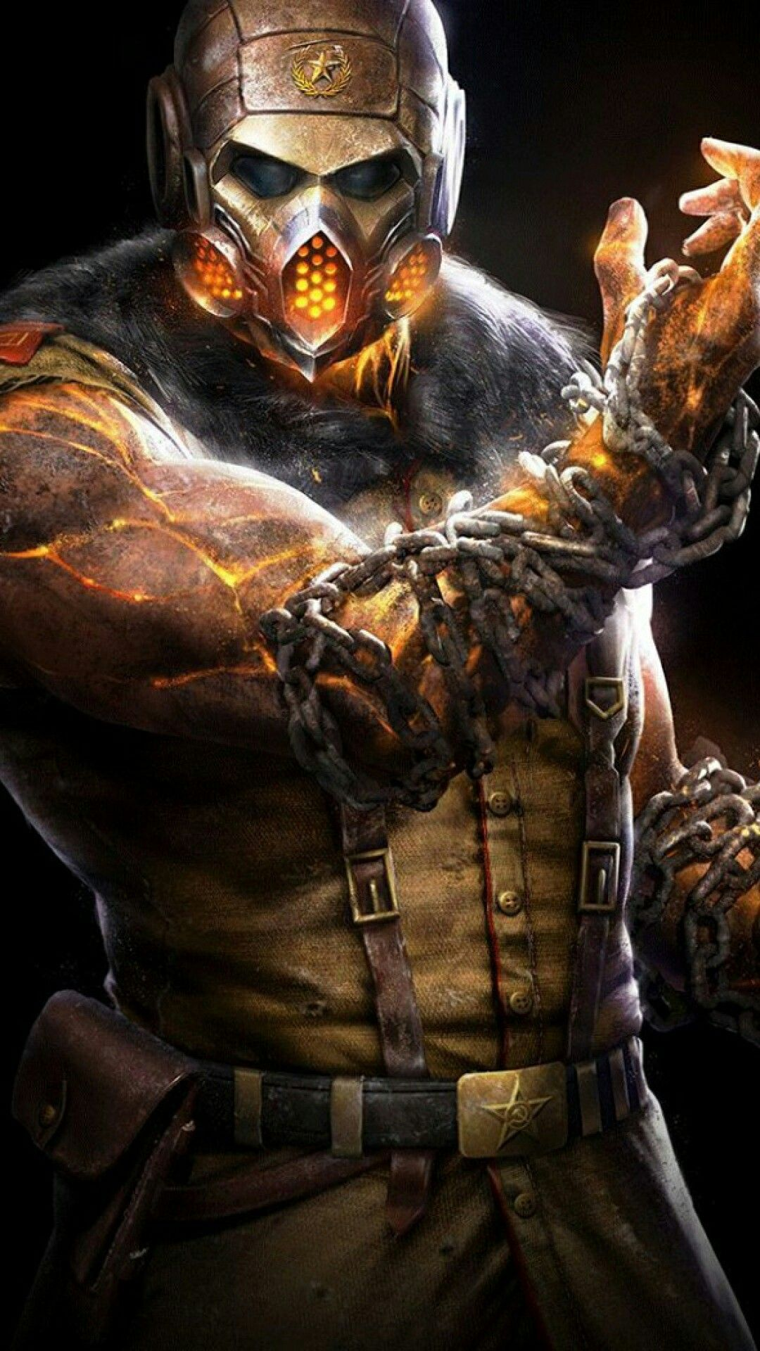 Scorpion Scorpion mortal kombat, Mortal kombat art