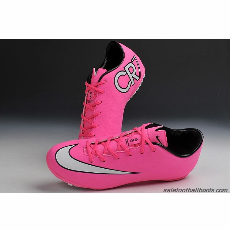 huge selection of 2d54d e962c Nike Mercurial Vapor 10 Cristiano Ronaldo Pink White 63.99