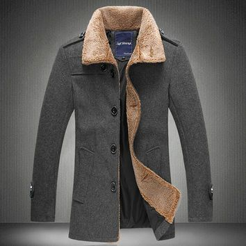 Shop Wool Winter Coats Men on Wanelo | coats and jackets ...