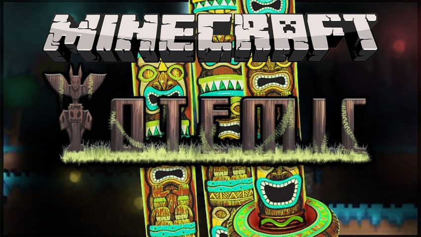 Minecraft Totemic Mod 1 12 2 1 11 2 Download Totem Pole