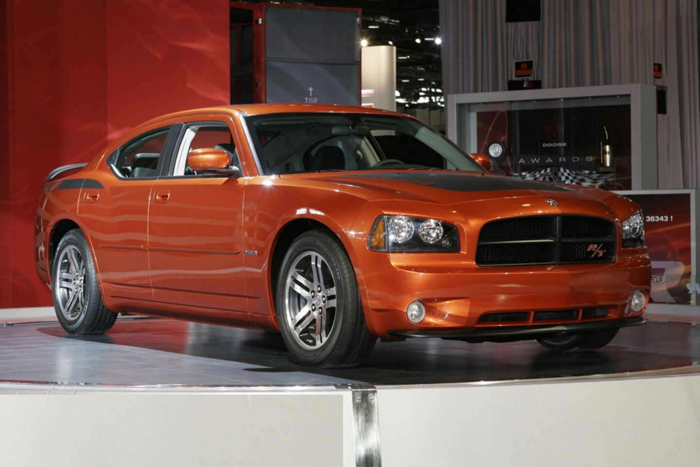 All Types 2006 charger daytona : 2006 Dodge Charger Rt Daytona Limited Edition . They only made ...