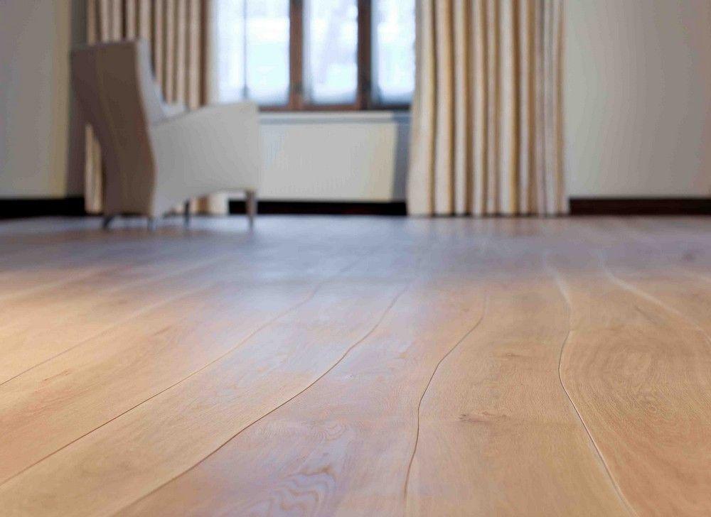 Parquet Floor That Follows The Natural Lines Of The Wood Bolefloor Hardwood Floors Flooring