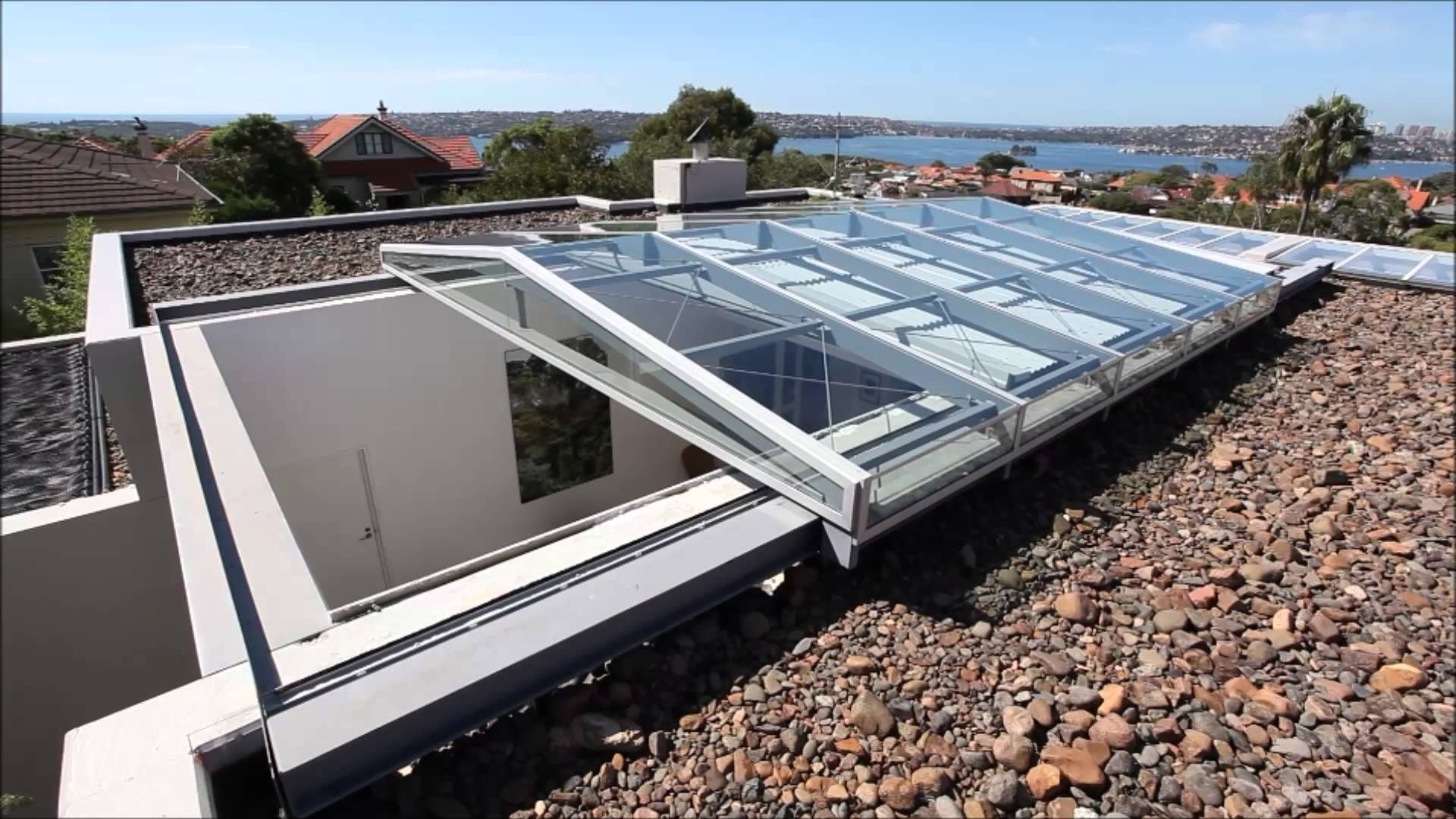 Skymech Operable Roof Systems Roof Architecture Solar Panels Roof Roof Installation