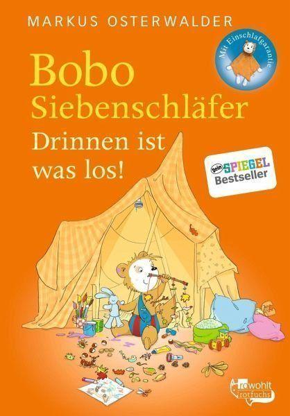 Hardcover »Bobo Siebenschläfer Drinnen ist was los